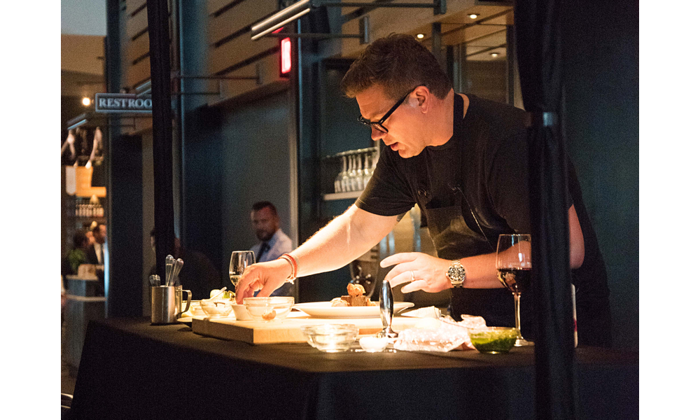 Tyler Florence Dishes On Food And Wine Chef Talks Trends And