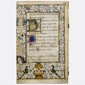 Mitchell gallery joachinus de gigantibus de rotenberg book of hours 454x304