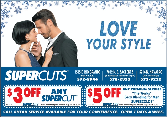 Supercuts 20  20cc 20  20nov dec 202018