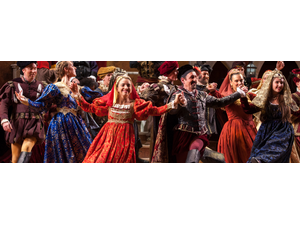The Christmas Revels A Venetian Celebration of the Winter Solstice - start Dec 14 2018 0700PM