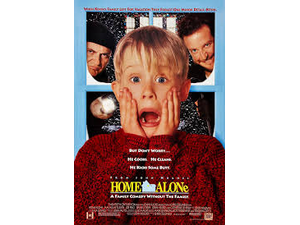 Film HOME ALONE at Pentangle Arts - start Dec 09 2018 0300PM