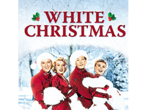 Holiday Film WHITE CHRISTMAS at Pentangle Arts - start Dec 20 2018 0730PM