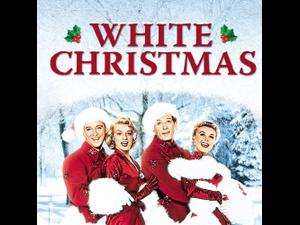 Holiday Film WHITE CHRISTMAS at Pentangle Arts - start Dec 20 2018 0730PM