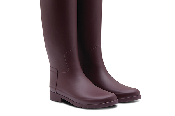 Hunter Original Refined Rain Boots, $165 at Hunter, hunterboots.com