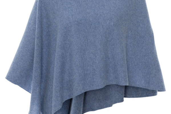 Minnie Rose Cashmere Ruana, $150 at Blue Skies