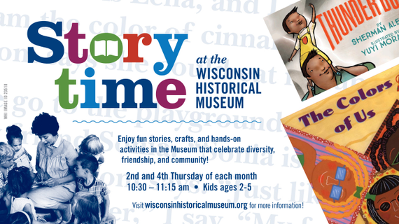 Whm storytime 2018 display banner