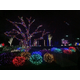 The free drive-through holiday light display at Herrs in Nottingham continues through Jan 1