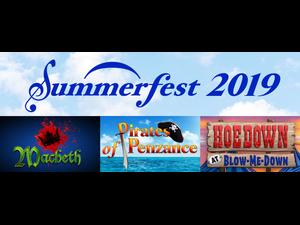 Summerfest 2019 - start Jul 12 2019 0700PM