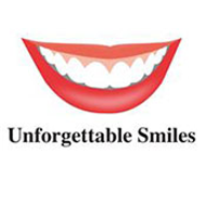 Unforgettable 20smiles 20logo
