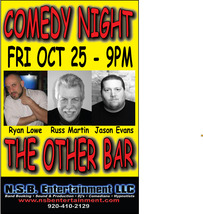 Medium the other bar comedy night oct 25 2013