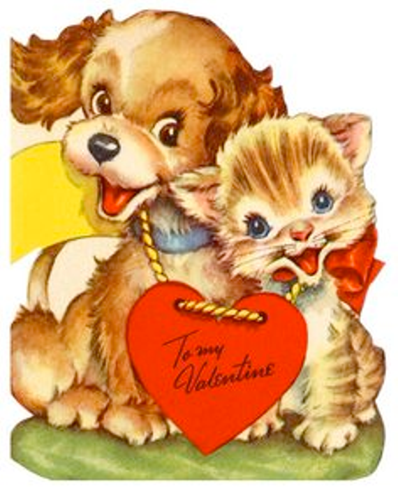 85a2b27d9b9122071110117e7bbccaaf  vintage valentines valentine day cards