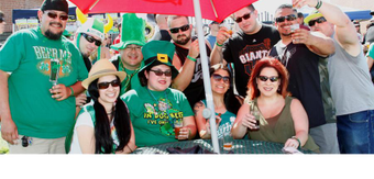 Group irishfest