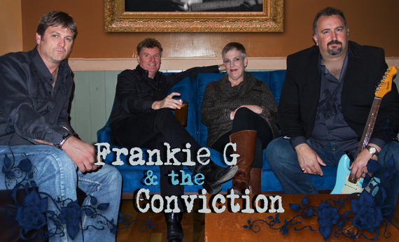 Frankie g and the conviction promo