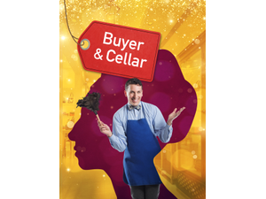 Buyer  Cellar - start Feb 27 2019 0730PM