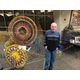 KNex enthusiast builds display at Wickliffe Library