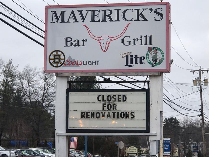 Maverick S Owners Surrender Licenses Restaurant Closes