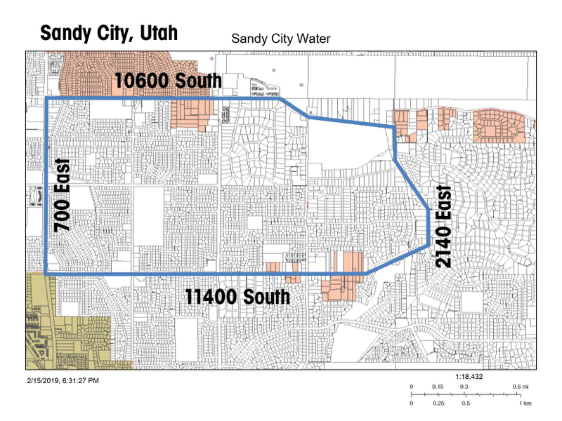 Sandy City Advises Residents To Flush Water After Fluoride Lead