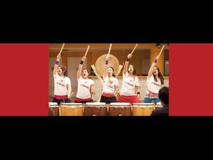 Genki Spark  Taiko drumming - start Mar 09 2019 1100AM