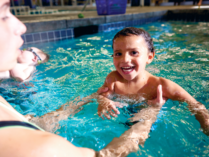 Learning to Swim - 4 Gifts in 1 | The Hood Magazine