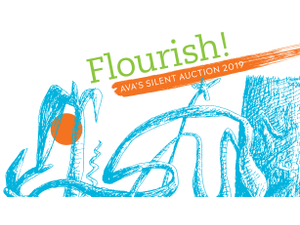 Flourish AVAs Silent Auction 2019 - start Apr 06 2019 0500PM