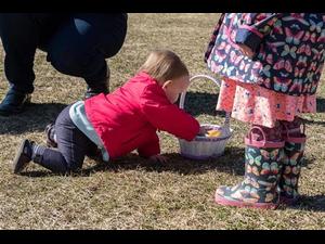 Kids Spring Egg Scramble in Wilder - start Apr 20 2019 1000AM