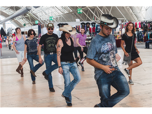 Line Dancing in Hartland - start Apr 22 2019 0100PM