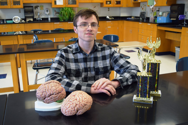 D'Agostino Places in Brain Bee
