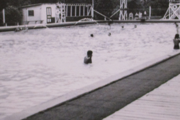 Lenape Park had a full-size swimming pool for decades.