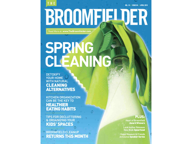 The April 2019 issue of The Broomfielder is here! | The Broomfielder