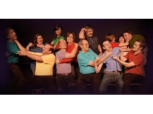 Valley Improv Show at the Grange Theatre - start May 03 2019 0700PM