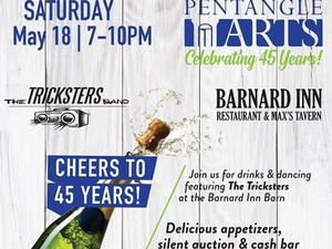 Cheers to 45 Years Party - start May 18 2019 0700PM