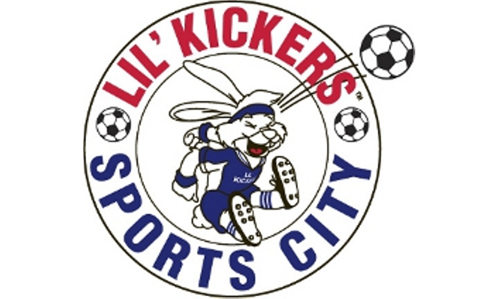 Sports city lil kicker logo