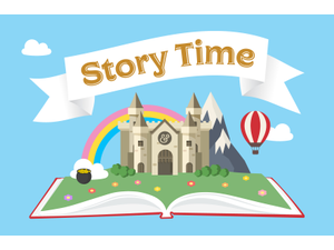 Storytime in the Galleries - start Jun 15 2019 1100AM