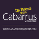 Episode 13 of Up Front with Cabarrus Magazine is now online