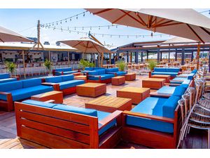 Soak Up Summer at The Spot On The Dock Relax With Good Food and Drinks in a Spectacular Setting