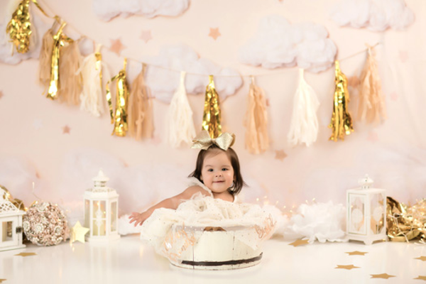 Eliana, Parents: Adrianna & Alexander Jackson, Kimberly Cowan Photography