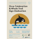 Whale Trail Sign Dedication and Orca Celebration - start Jun 21 2019 0100PM