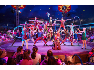 Circus Smirkus 2019 New England Tour  - start Jul 05 2019 1200PM