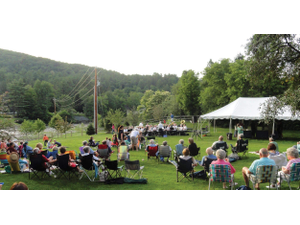Old Fashioned Band Concert and Ice Cream Social - start Jul 05 2019 0700PM