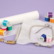 Medium embroidery starters