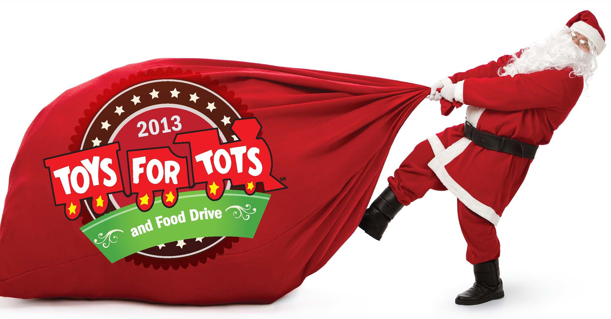 2013 Toys 4 Tots : Toys for tots