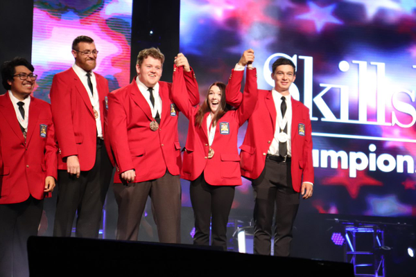 A.W. Beattie Team Wins Third Place in SkillsUSA National Competition