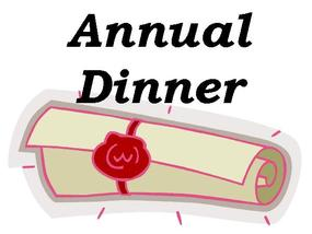 Medium annual dinner logo