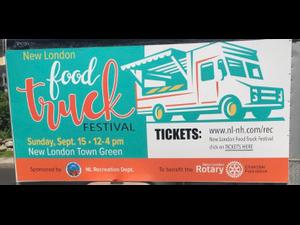 New London Food Truck Festival - start Sep 15 2019 1200PM