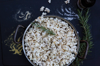 Truffle Spiced Popcorn Recipe