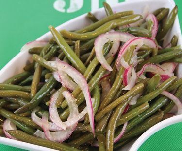Marinated Green Beans Recipe
