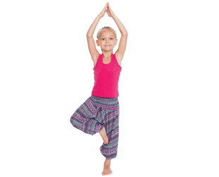 Yoga Mindfulness for Kids