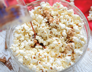 Maple Snickerdoodle Popcorn Recipe