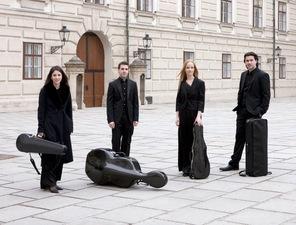Medium minetti quartett on vienna plaza