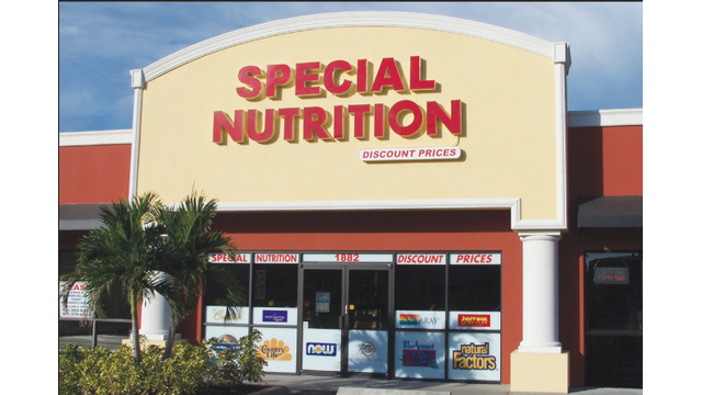 Special Nutrition- Discount Prices